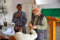 teaching at Fianarantsoa