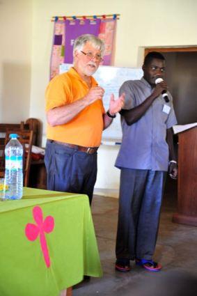 Teaching in Toliara